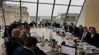 Treffen der Agrarpolitiker der AfD-Landtagsfraktionen und der Bundestagsfraktion am 19.12.2018 in Berlin