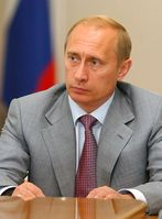 Wladimir Putin Bild: Presidential Press and Information Office / de.wikipedia.org