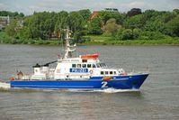 Polizeiboot (Symbolbild)