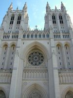 Die Cathedral Church of Saint Peter and Saint Paul in Washington DC ist die National Cathedral der Episkopalkirche der Vereinigten Staaten von Amerika.