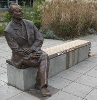 Willy-Brandt-Denkmal, Nürnberg