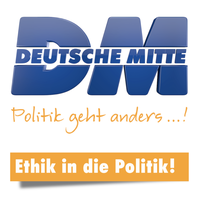 Logo Deutsche Mitte (DM)