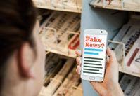 Wie lassen sich Fake-News aufdecken und bekämpfen? Quelle: Fraunhofer SIT (idw)