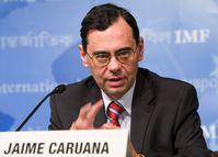 Jaime Caruana in 2008