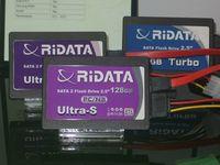 Verschiedene SSD (Computex Ritek RiDATA Ultra-S)