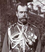 Nikolaus II, 1914.
