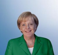 Dr. Angela Merkel Bild: CDU/Laurence Chaperon