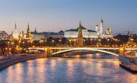 Moskauer Kreml (Symbolbild)