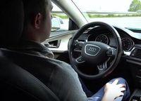 Autonomer Audi: Zu viel Nutzung Problem.