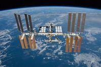 ISS Bild: NASA