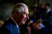 Ihre Königliche Hoheit Charles Philip Arthur George, Fürst von Wales und Herzog von Cornwall, bürgerlich Charles Philip Arthur George Mountbatten-Windsor (2019)
