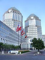 Procter-&-Gamble-Hauptquartier in Cincinnati, Ohio.