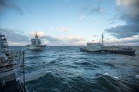 Minenjagdboot M 1067 Bad Rappenau Bild: Marine
