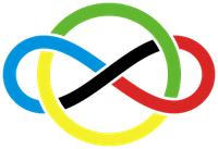 Logo der Internationalen Mathematik-Olympiade