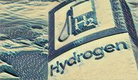 Wasserstoff: Eine unerschöpfliche und vollkommen ungiftige Energiequelle (Symbolbild)