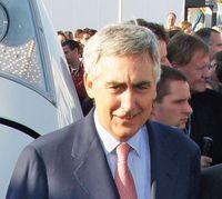 Peter Löscher. Bild: chris grabert from Berlin, Germany / Eike sauer / de.wikipedia.org