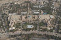 Der Republikanische Palast in Baghdad, Irak