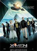"""X-Men: Erste Entscheidung"" Kinoplakat"