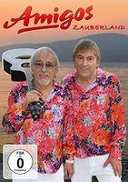 """Amgos """"Zauberland"""" CD Cover"""