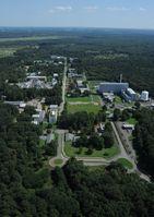 Deutsche Zentrum für Luft- und Raumfahrt e. V. (DLR) : Luftaufnahme des Hauptstandortes