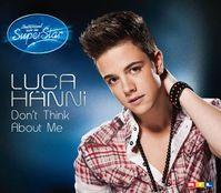 """""""Don't Think About Me"""" von Luca Hänni"""