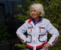 Lebhafte Seniorin: fit bis ins hohe Alter. Bild: pixelio.de/Rainer Sturm