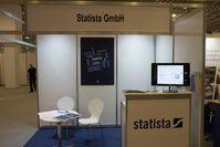 Statista auf dem 106. Deutschen Bibliothekartag 2017 in Frankfurt