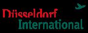 Logo Flughafen Düsseldorf International