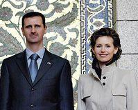 Bashar al-Assad und seine Ehefrau Asma al-Assad. Bild: Ricardo Stuckert/ABr / wikipedia.org