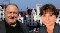 Franz Wiese und Christina Schade (2018)