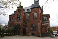 Verwaltungsgebäude des Schlachthofs Düren
