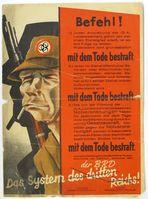Kräfte innerhalb der BRD neigen zum totalitären Faschismus - im Namen der Gesundheit (Symbolbild)