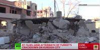 """Bild: Screenshot Youtube Video """"Geruch des Todes"""" - RT berichtet mit exklusivem Material über Kriegsverbrechen der Türkei in Cizre"""""""