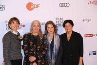 "Henriette Reker, Isabel Pfeiffer-Poensgen, Petra Müller und Martina Richter bei der Verleihung der ""Film Festival Cologne Awards 2017"