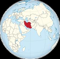 Iran auf der Welt