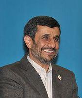 Mahmud Ahmadinedschad Bild: José Cruz / de.wikipedia.org