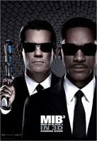 """""""Men in Black 3"""" Kinoplakat"""