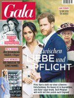 "GALA Cover 15/2020 (EVT: 2.4.2020)  Bild: ""obs/Gruner+Jahr, Gala"""