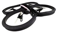 AR.Drone: im Forscherprojekt ein fliegender Helfer. Bild: Parrot