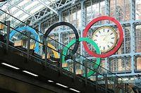 Olympische Ringe: Kein Friedenssymbol, sagen Experten. Bild: Flickr/Catchpole