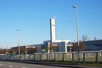 Werksgelände der SIG Sauer GmbH & Co KG, zuvor der J. P. Sauer & Sohn AG im Eckernförder Stadtteil Wilhelmstal