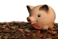 Kleingeld: auch virtuell nicht sicher. Bild: pixelio.de, Thomas Klauer
