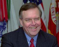 Volker Rühe, 2001
