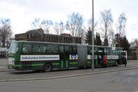 Bus der Autokraft in Bad Segeberg