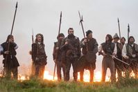 Beim Bürgerkrieg Mitte des 17. Jahrhunderts zwischen den Anhängern des Königs und denen des Parlaments kämpften die Highland-Clans auf unterschiedlichen Seiten.  Bild: ZDF Fotograf: Danny Carr