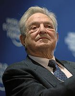 George Soros, 2010 Bild: Copyright by World Economic Forum. swiss-image.ch/Photo by Sebastian Derungs. / de.wikipedia.org