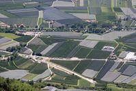 Mit rund 18.400 Hektar ist Südtirol das größte geschlossene Apfelanbaugebiet in der EU.  Bild: ZDF Fotograf: Jörg Farys