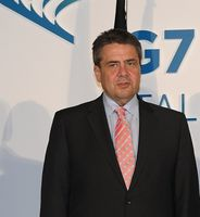 Sigmar Gabriel Bild: UMP, on Flickr CC BY-SA 2.0