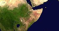 Satellitenaufnahme der Region Bild: de.wikipedia.org