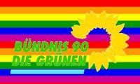 Bündnis90 /Die Grünen wollen noch bunter werden (Symbolbild)